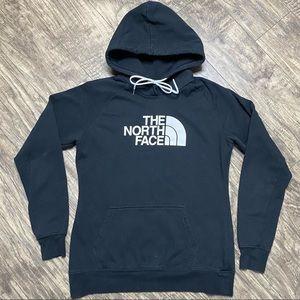 The North Face Women's Hoodie Sweatshirt Black M